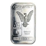 Fractional (Less than 1 oz) (Silver Bars)